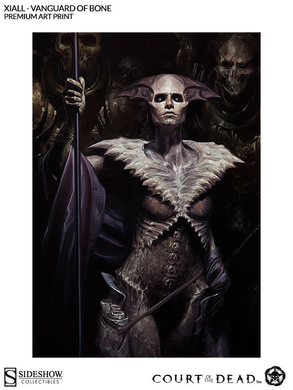 Xiall: Vanguard of Bone Premium