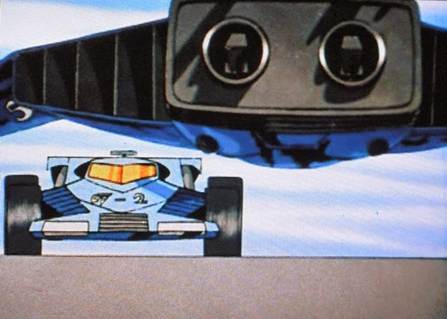G-2 Joe's car