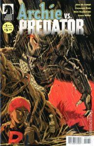 ARCHIE vs. PREDATOR #1 cover C