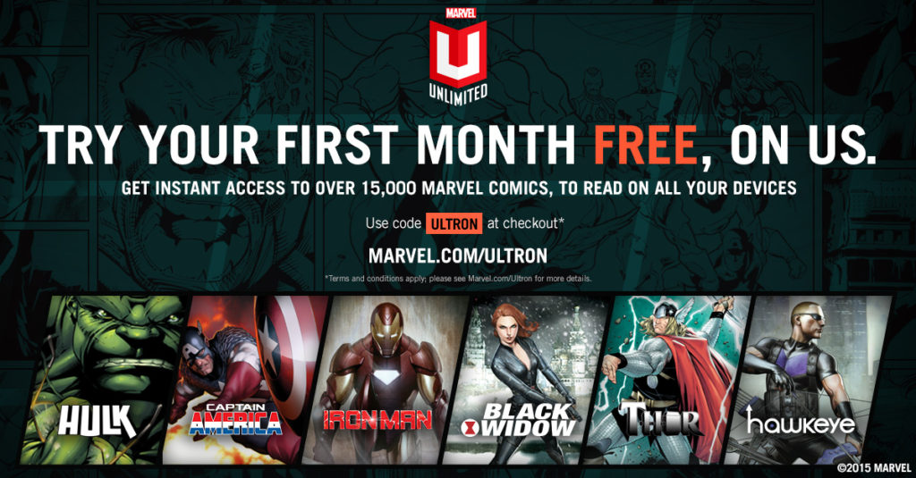 MarvelUnlimited_AgeOfUltron_FreeMonth