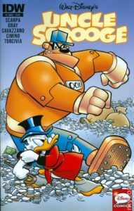 UNCLE SCROOGE #1 cover A