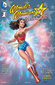 WONDER WOMAN '77 SPECIAL cover A