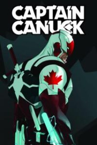 CAPTAIN CANUCK #1 cover A