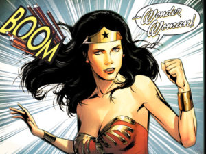 WONDER WOMAN '77 SPECIAL the one true Wonder Woman