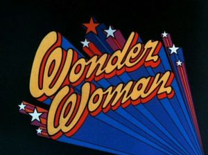 Wonder Woman 1st Season logo