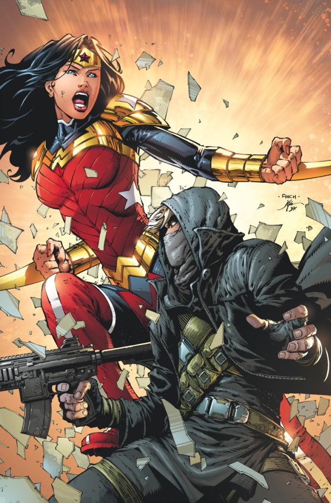 Wonder Woman David and Meredith Finch