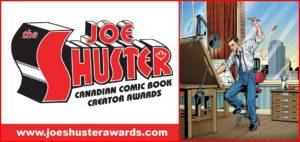 Shuster Awards logo