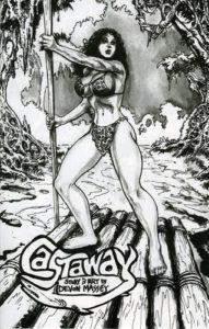 CAVEWOMAN - CASTAWAY pg. 1