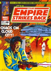 EMPIRE STRIKES BACK MONTHLY #152