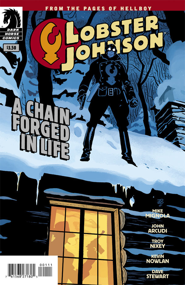 LOBSTER JOHNSON- A CHAIN FORGED IN LIFE ONE-SHOT