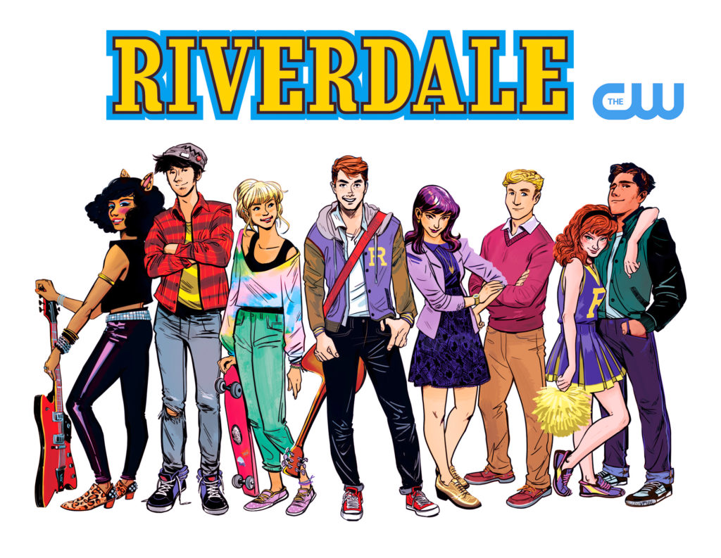 Riverdale' Live-action Archie Series Moves To The Cw