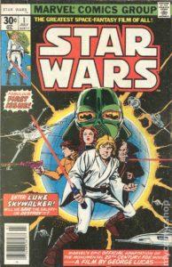 STAR WARS {1st Marvel Series} #1