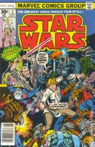 STAR WARS {1st Marvel Series} #2