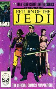 STAR WARS RETURN of the JEDI #1