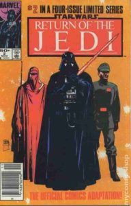 STAR WARS RETURN of the JEDI #2