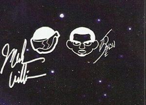HoTW Mark & Joe's stylized signature
