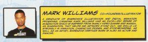 HoTW Mark Williams bio