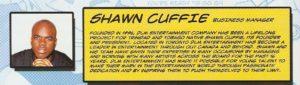 HoTW Shawn Cuffie bio