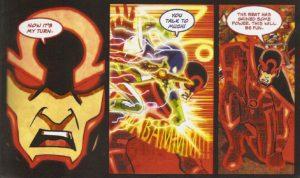 Omega Saviour vs. Oreh 1