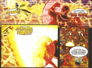Omega Saviour vs. Oreh 3