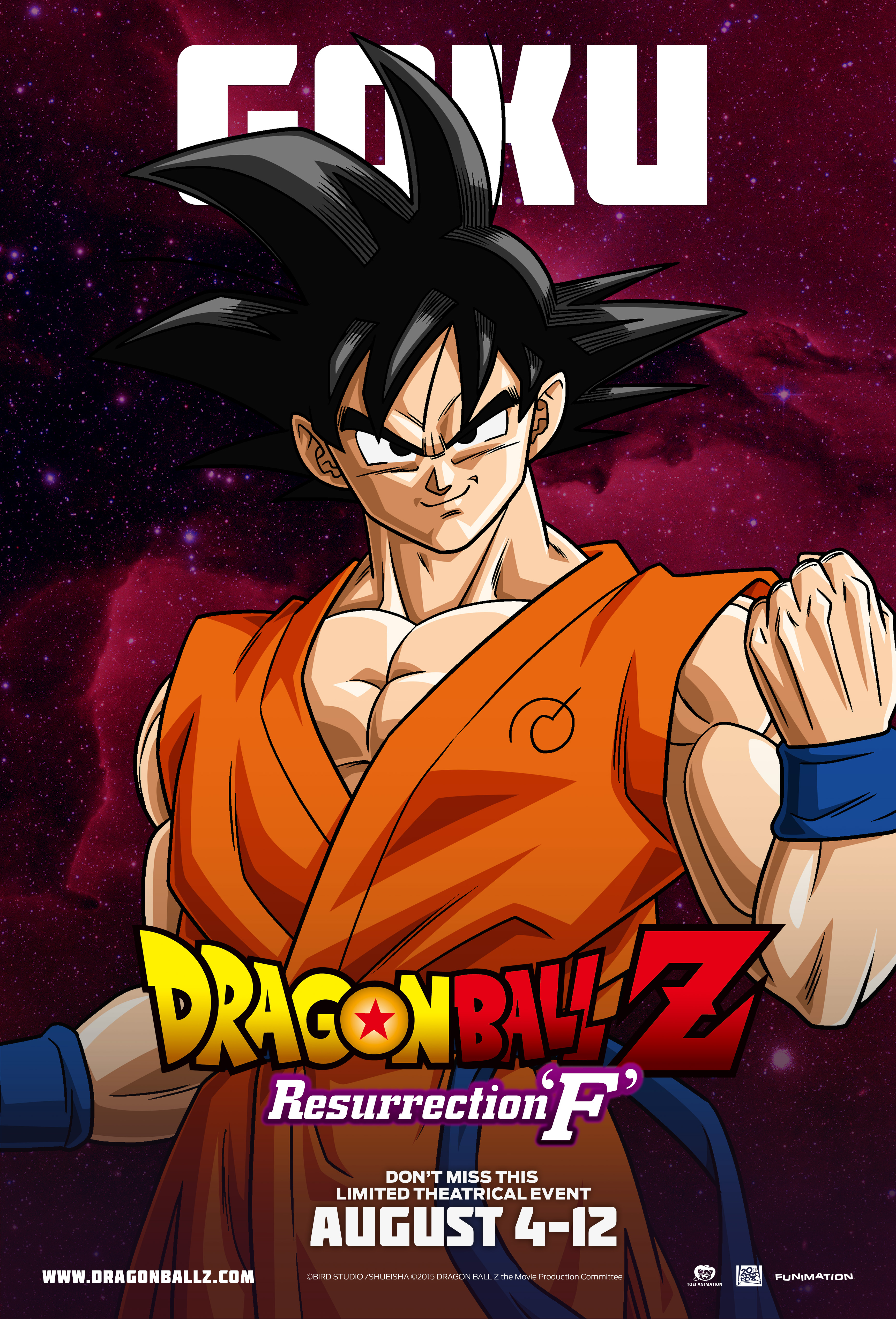 Dragon Ball Z Resurrection F Now In Theaters Comix Asylum
