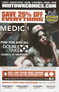Midtown Comics ad