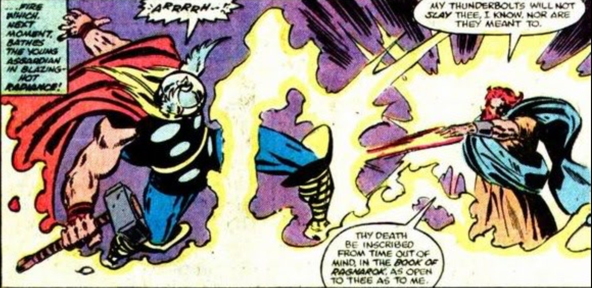 Thor's Top Ten Moments - Comix Asylum