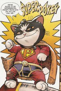 GRUMPY CAT #1 Super Pokey