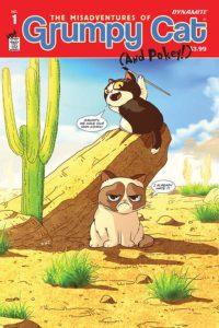 GRUMPY CAT #1 cover A