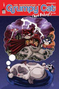 GRUMPY CAT #1 cover B