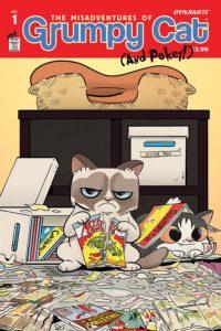 GRUMPY CAT #1 cover C
