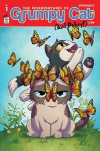GRUMPY CAT #1 cover D