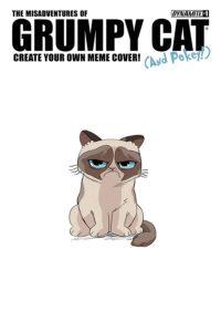 GRUMPY CAT #1 cover F