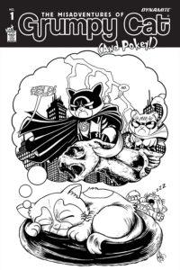 GRUMPY CAT #1 cover I