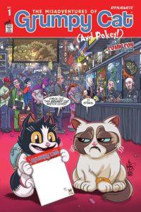 GRUMPY CAT #1 cover L