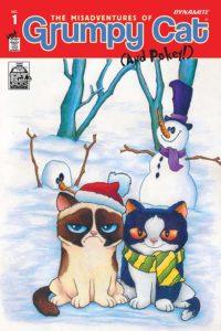 GRUMPY CAT #1 cover P