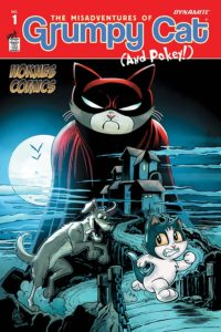 GRUMPY CAT #1 cover Q