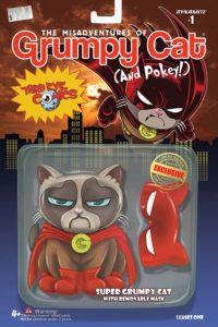 GRUMPY CAT #1 cover W
