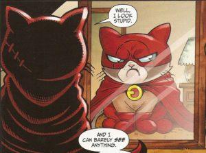 GRUMPY CAT #1 in costume