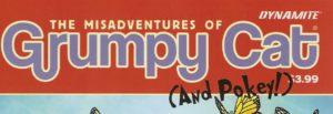 GRUMPY CAT #1 logo