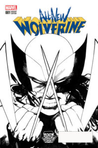 ALL-NEW WOLVERINE #1 LCSD edition