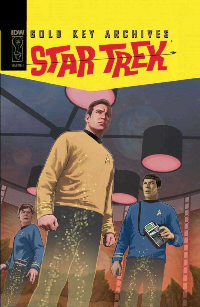 Star Trek- Gold Key Archives, Vol. 4_Page_1
