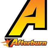 Afterburn logo