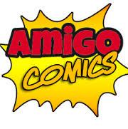 Amigo Comics logo - original
