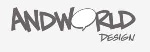 AndWorld Design logo