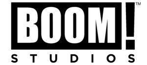 BOOM Studios logo - modern