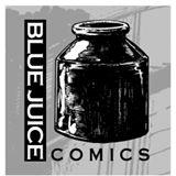 Blue Juice Comics logo