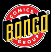 Bongo Comics Group logo - original