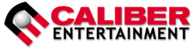 Caliber Entertainment logo