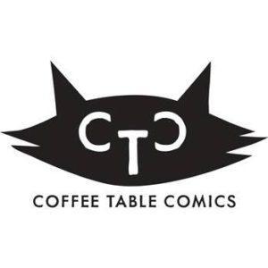 Coffee Table Comics logo
